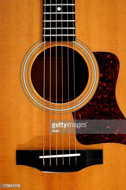 acoustic guitar - martin guitar stock photos and pictures