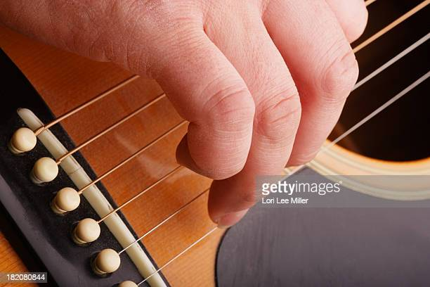 acoustic guitar - lori lee stock pictures, royalty-free photos & images