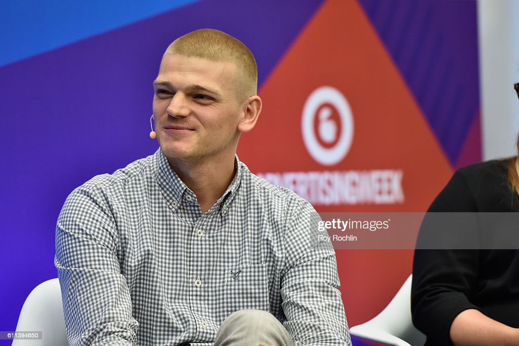Advertising Week New York 2016 - Day 4 : News Photo