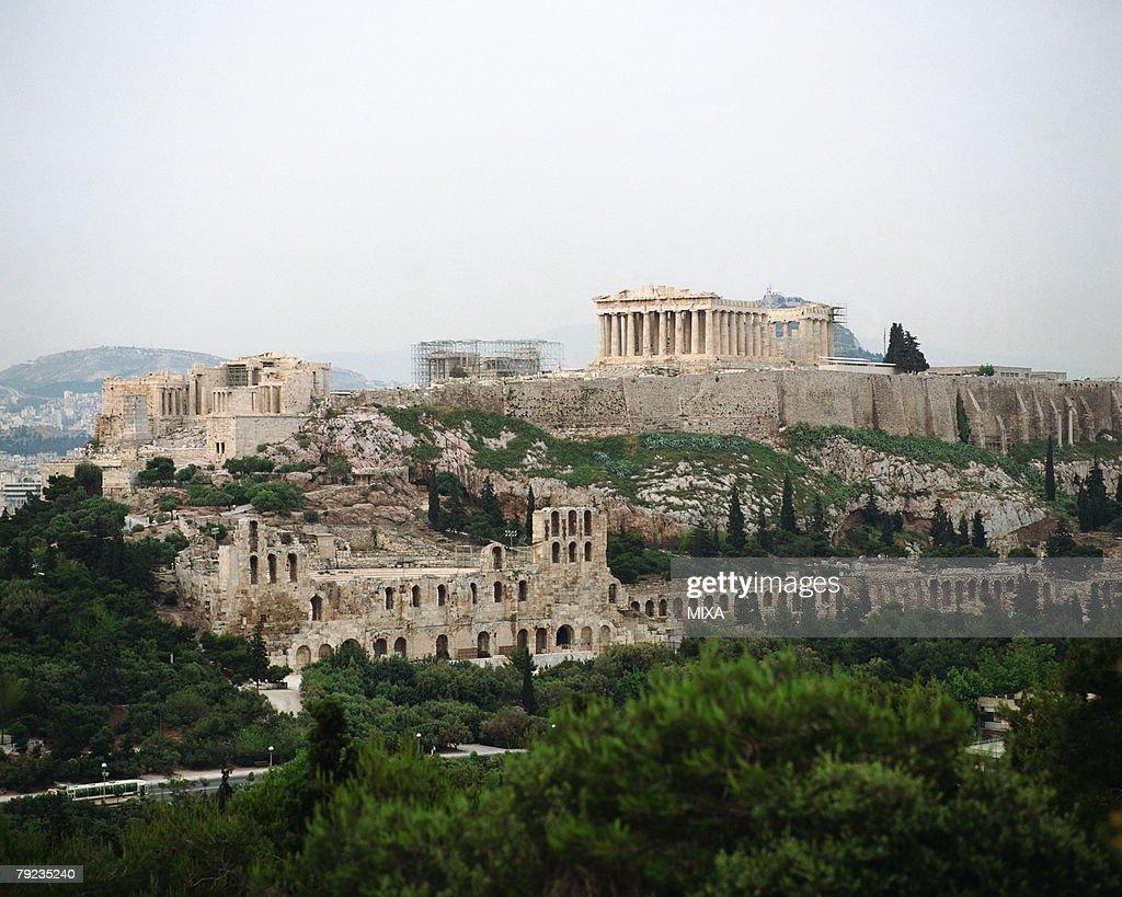 Acropolis, Athens, Greece : Stock Photo