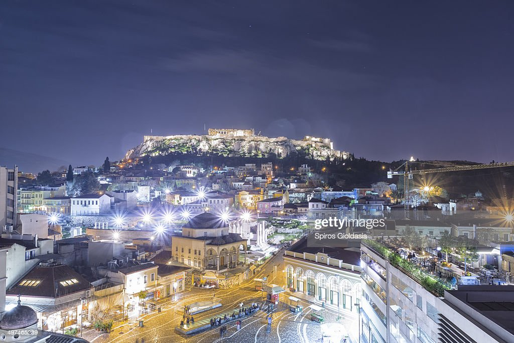 Acropolis of Athens : Foto stock