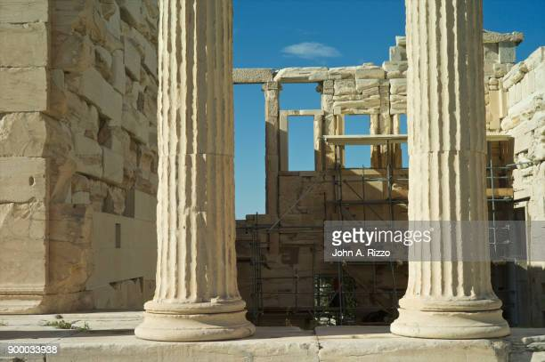 Acropolis. Temple of Athena Nike