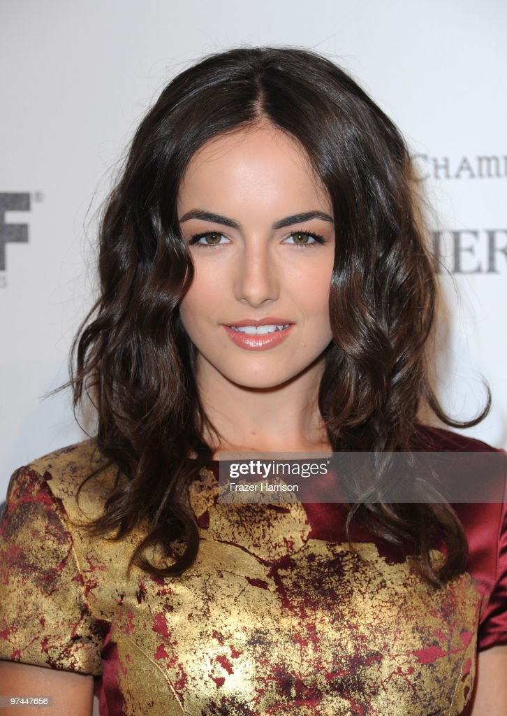 Acrtress Camilla Belle arrives at the 3rd Annual Women In Film Pre-Oscar Party at a private residence in Bel Air on March 4, 2010 in Los Angeles, California.