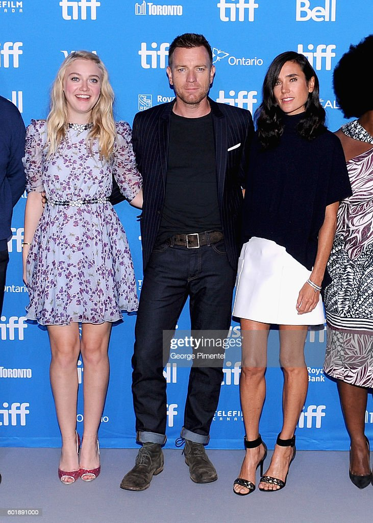 2016 Toronto International Film Festival - 'American Pastoral' Press Conference : News Photo