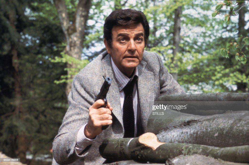 Mike Connors dans 'Mannix' en 1975 : News Photo