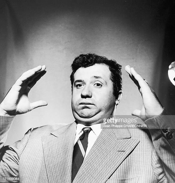 Acteur Francais Jean Richard Dans Les Annees 1950 L'Acteur Francais Jean Richard Dans Les Annees 1950