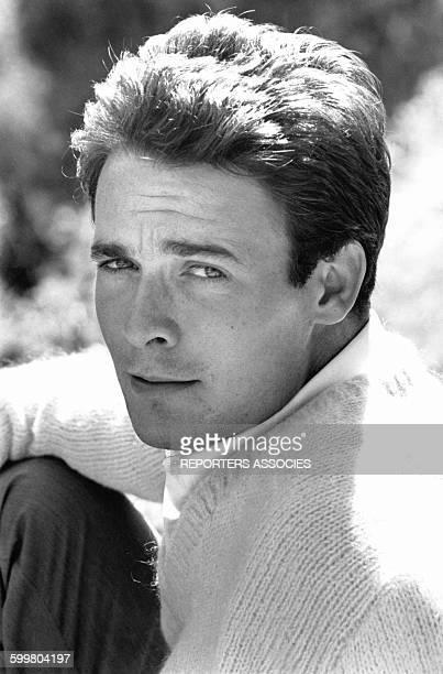 L'acteur Jacques Charrier au Festival de Cannes le 29 avril 1964 à Cannes France