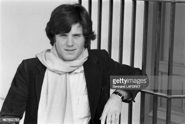 L'acteur JeanClaude Dauphin le 25 octobre 1982 à Séville Espagne