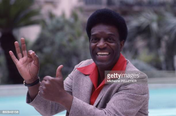 L'acteur Nipsey Russell le 20 mai 1983 France