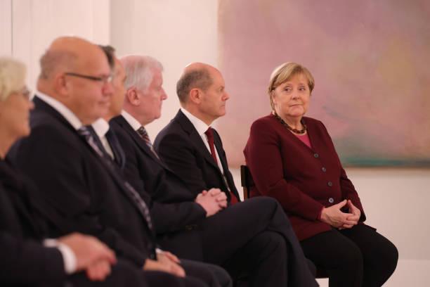 DEU: President Steinmeier Decommissions Previous Government