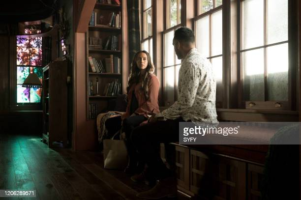 THE MAGICIANS Acting Dean Episode 507 Pictured Stella Maeve as Julia Wicker