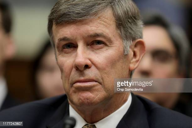Acting Director of National Intelligence Joseph Maguire appears as a witness before the House Select Committee on Intelligence in the Rayburn House...