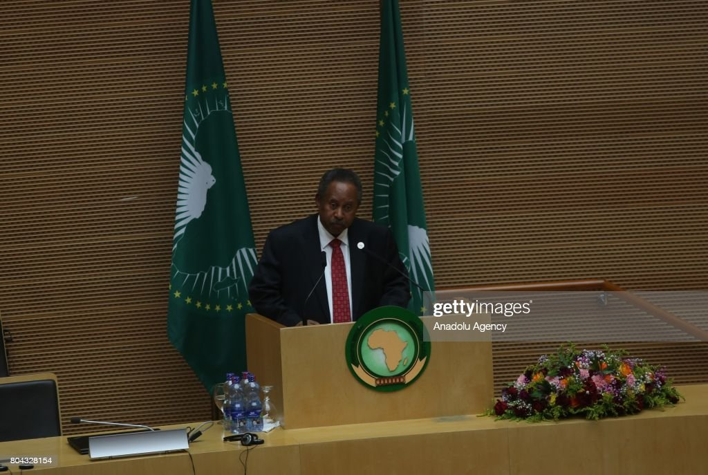 29th African Union Summit : News Photo