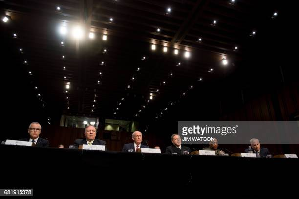 Acting FBI Director Andrew McCabe Chairman Central Intelligence Agency Director Mike Pompeo Director of National Intelligence Daniel Coats National...