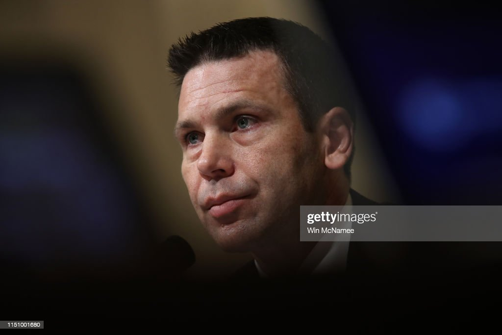 DC: Acting Dept. Homeland Security Chief McAleenan Testifies To House Hearing On Immigration