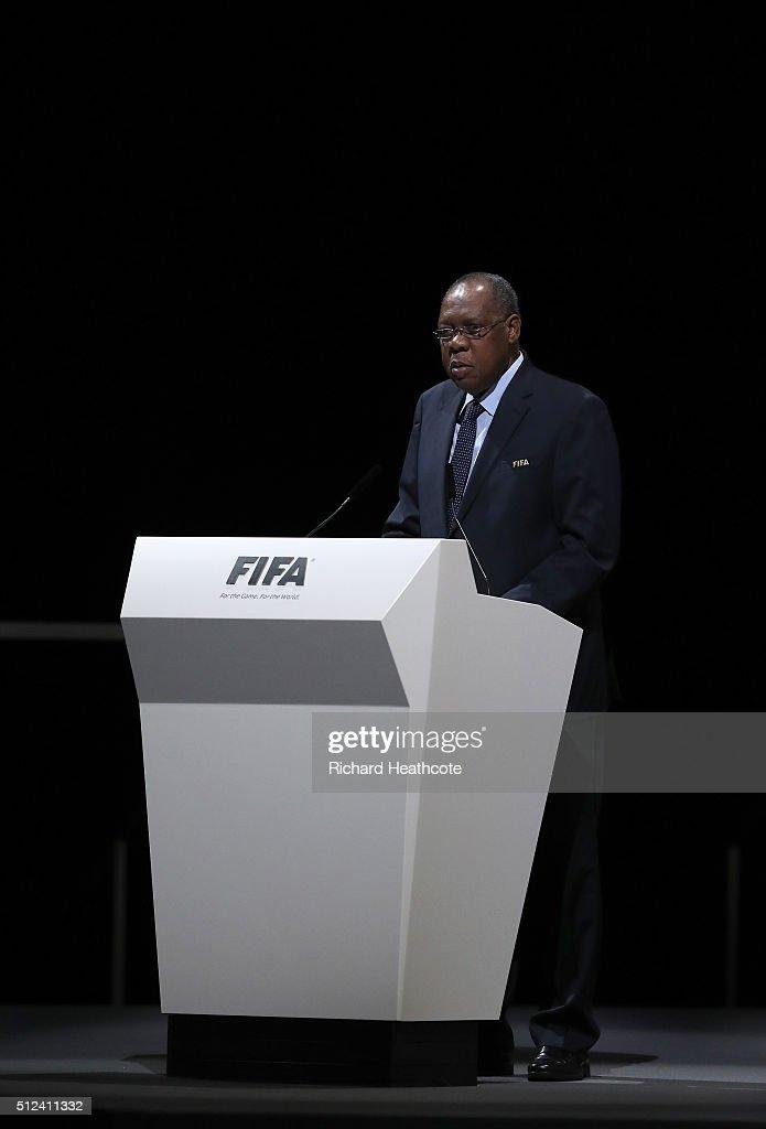 Extraordinary FIFA Congress