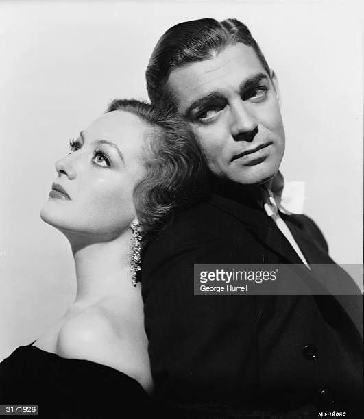 Acting team Joan Crawford and Clark Gable fail to communicate with each other in 'Possessed' directed by Clarence Brown
