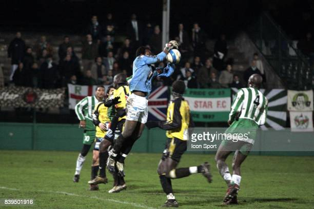 Action Red Star 93/ Quevilly Championnat de CFA Stade bauer St Ouen