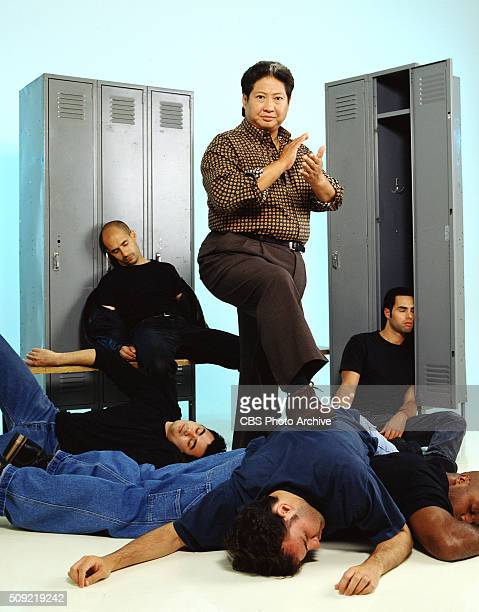 Action drama television show Martial Law cast member Sammo Hung Image dated July 1 1998