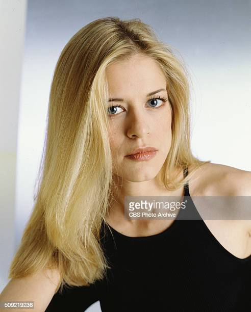 Action drama television show Martial Law cast member Tammy Lauren Image dated July 1 1998