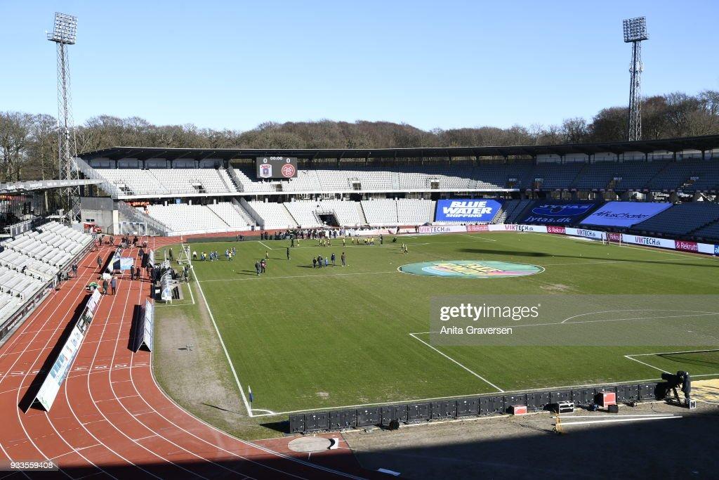 AGF Aarhus vs AaB Aalborg - Danish Alka Superliga