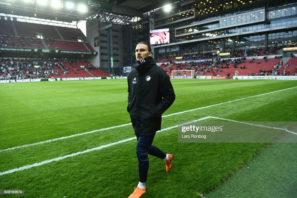 FC Copenhagen vs AaB Aalborg - Danish Alka Superliga