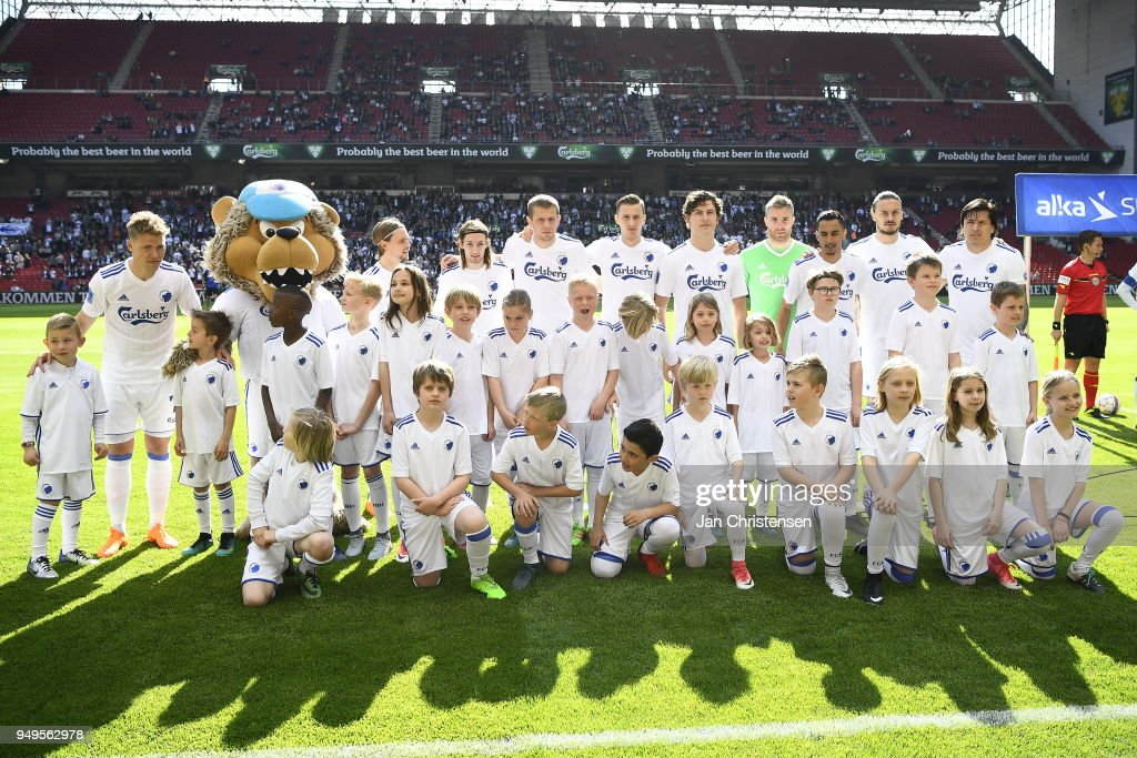 FC Copenhagen vs AC Horsens - Danish Alka Superliga
