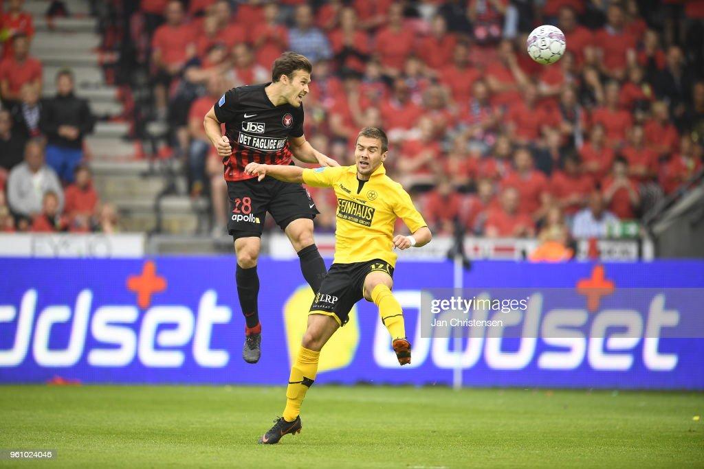 FC Midtjylland vs AC Horsens - Danish Alka Superliga