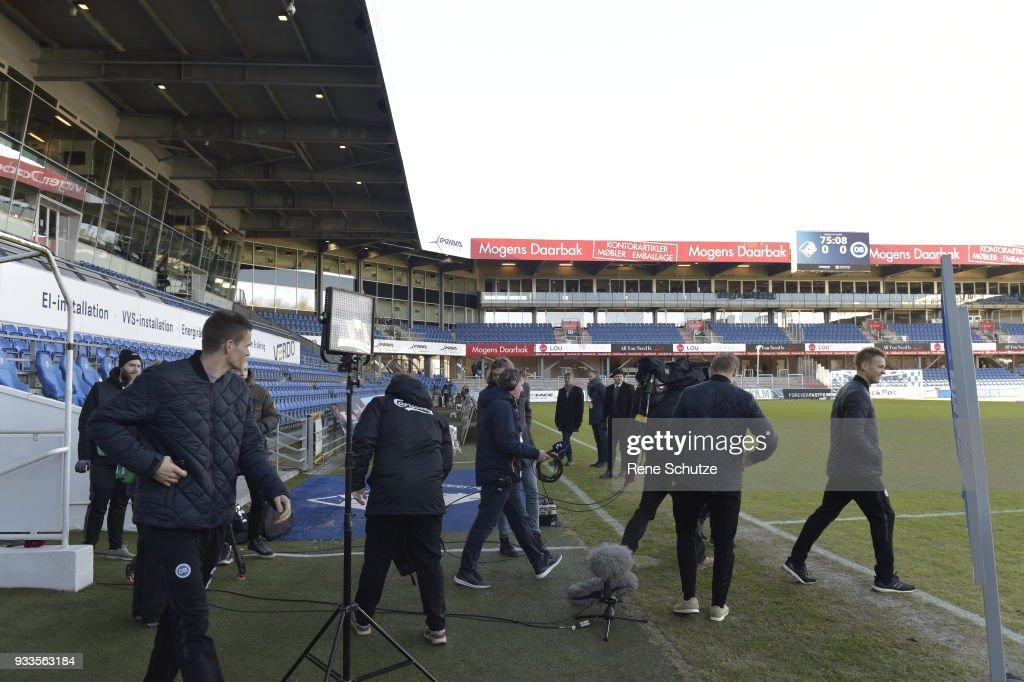 Randers FC vs OB Odense - Danish Alka Superliga