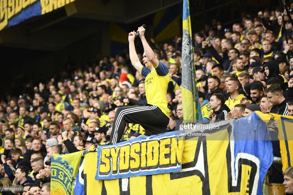Brondby IF vs FC Midtjylland - Danish DBU Pokalen Cup Semifinal