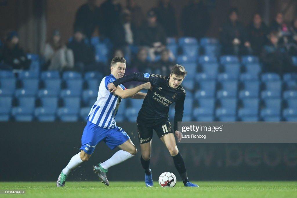 DNK: Esbjerg fB vs Brøndby IF - Danish Superliga