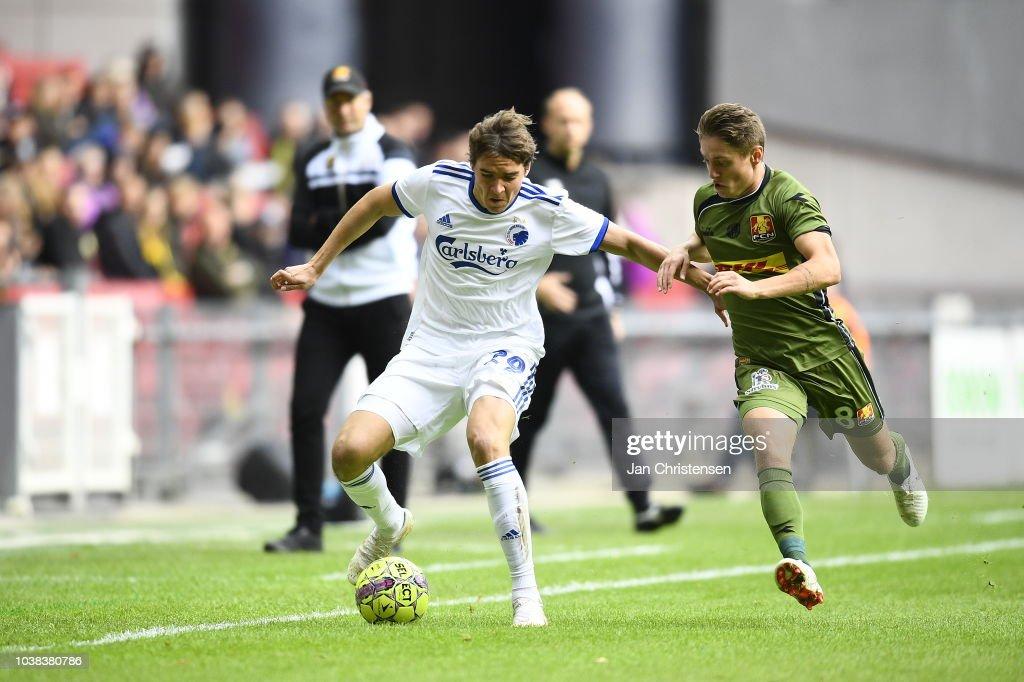 FC Copenhagen vs FC Nordsjalland - Danish Superliga
