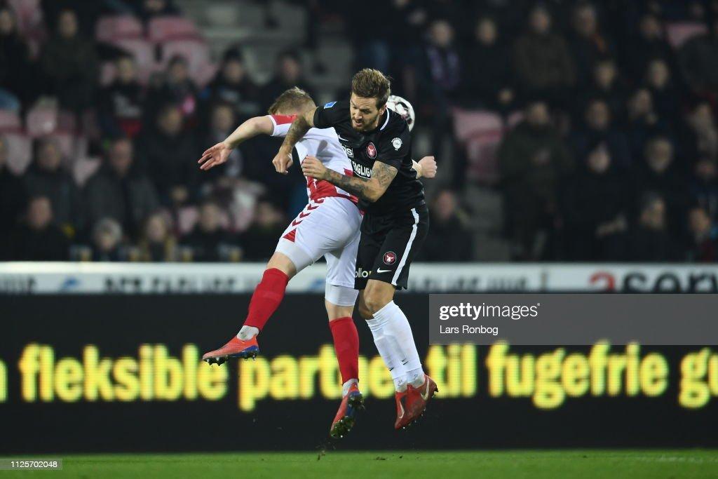 DNK: FC Midtjylland vs AaB Aalborg - Danish Superliga