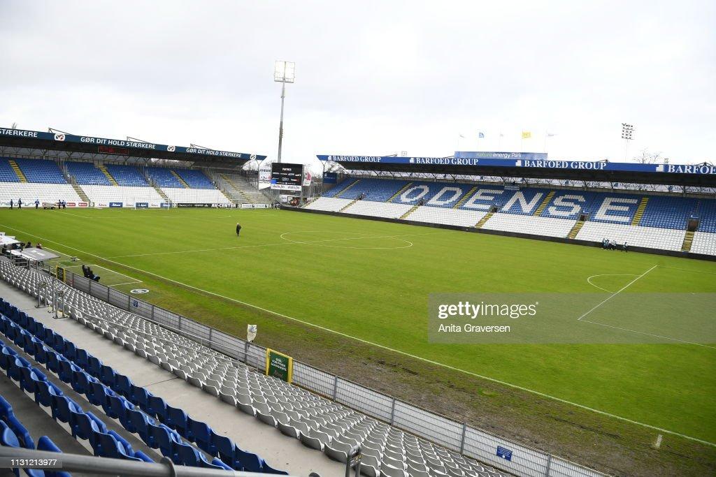 DNK: OB Odense vs Randers FC  - Danish Superliga