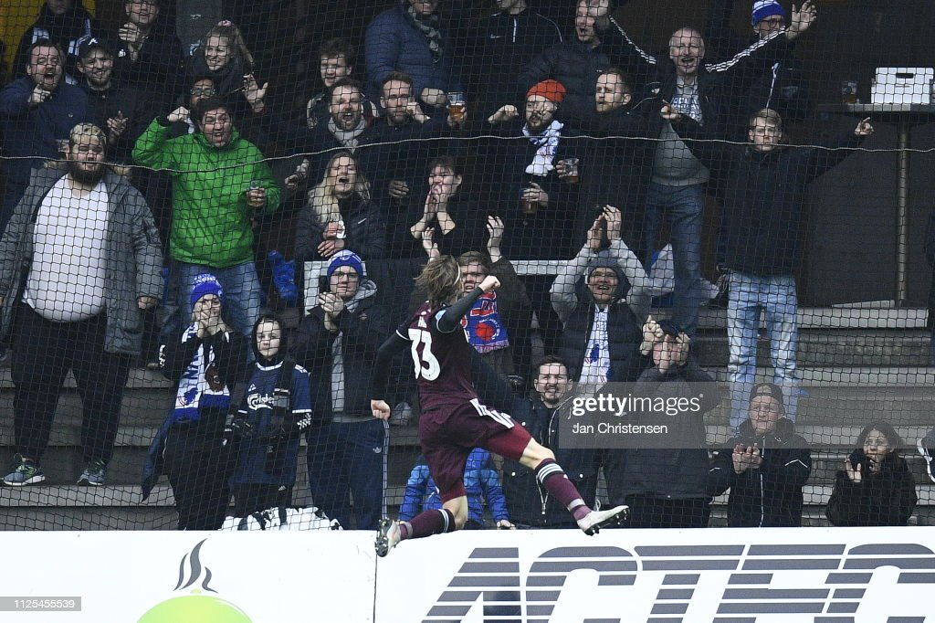 Randers FC vs FC Copenhagen - Danish Superliga : News Photo
