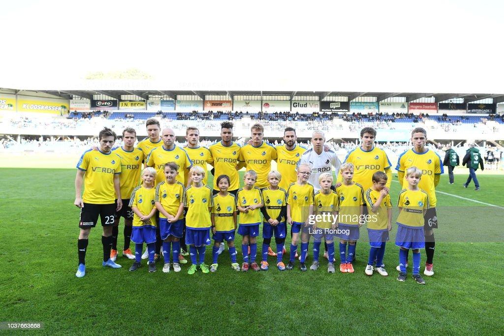Randers FC vs Vendsyssel FF - Danish Superliga