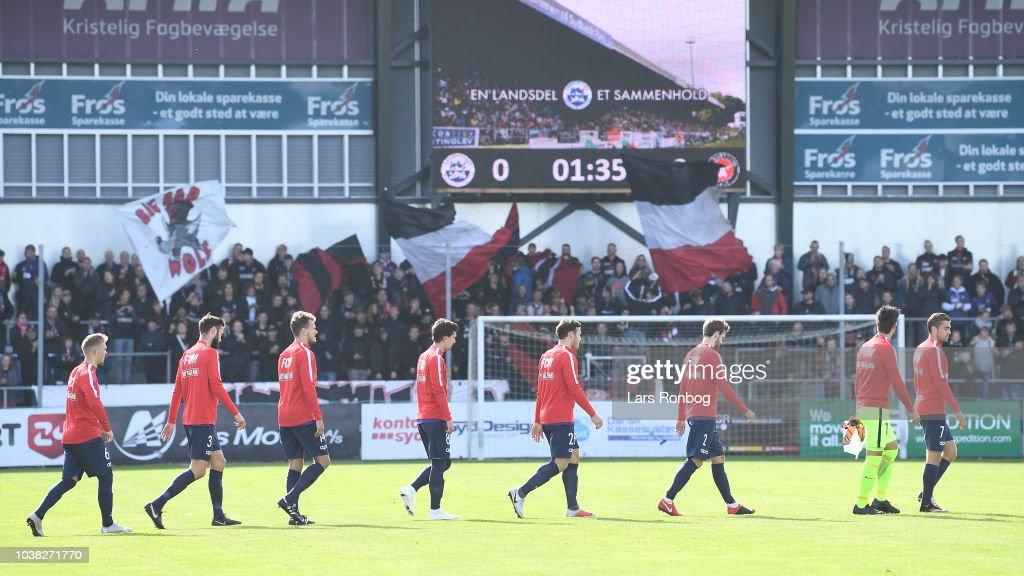 Sonderjyske vs FC Midtjylland - Danish Superliga