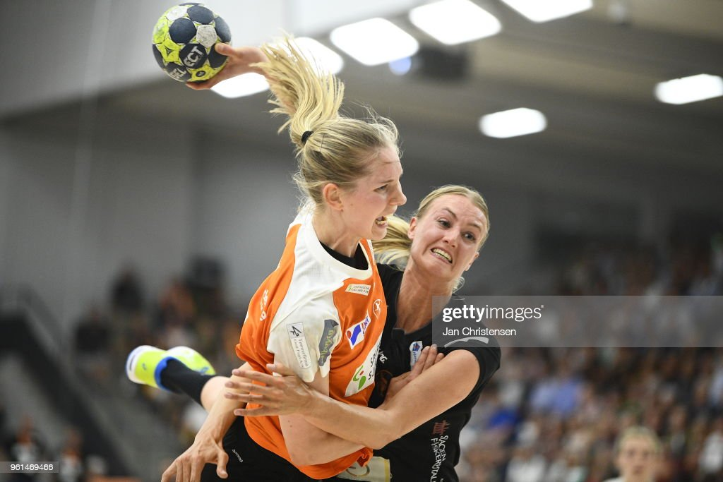 Odense Handbold vs Copenhagen Handball - HTH GO Ligaen 2. Final