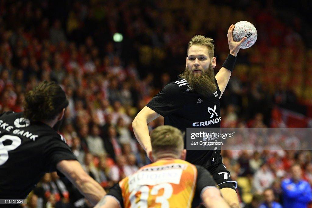 DNK: Arhus Handball vs BSV Bjerringbro-Silkeborg - Santander Final4 3.- 4. place