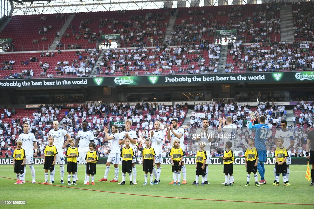 FC Copenhagen vs KuPs Kuopion Palloseura - UEFA Europa League Qual.