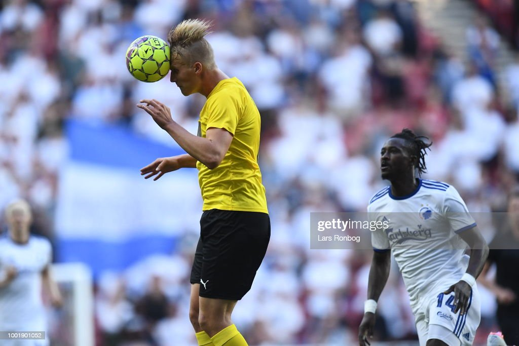 FC Copenhagen vs KuOPs Kuopion Palloseura - UEFA Europa League Qual. : News Photo