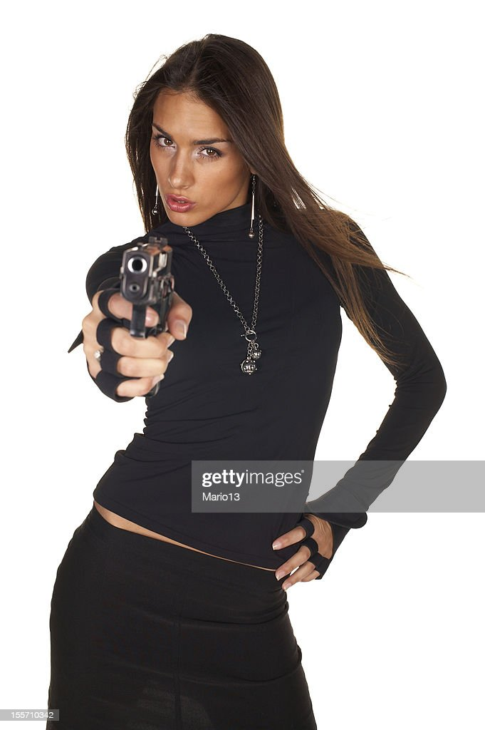 Action Girl Photo