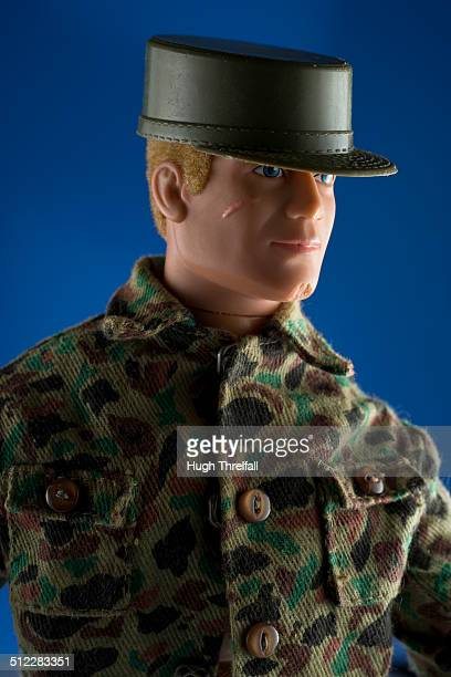 action man portrait - hugh threlfall stock pictures, royalty-free photos & images