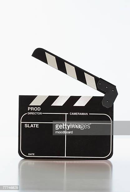 action! - clapboard stock pictures, royalty-free photos & images