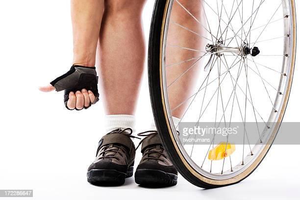 Active feet - Cyclist
