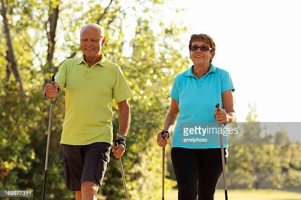 Aktive Senioren Sportwandern
