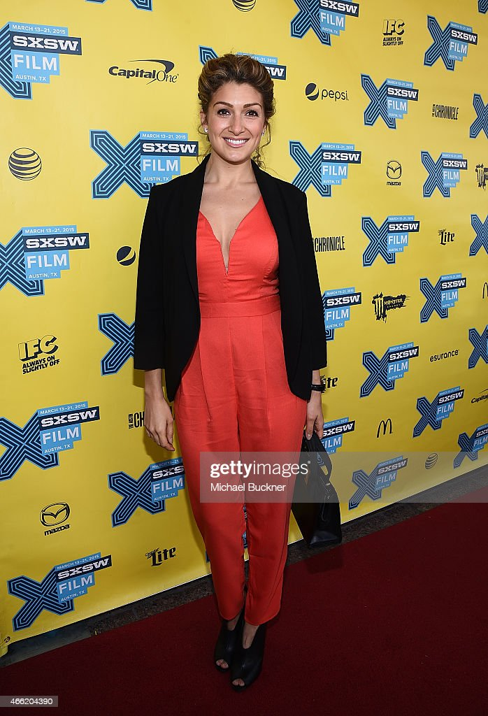 """A Brave Heart: The Lizzie Velasquez Story"" - 2015 SXSW Music, Film + Interactive Festival : News Photo"