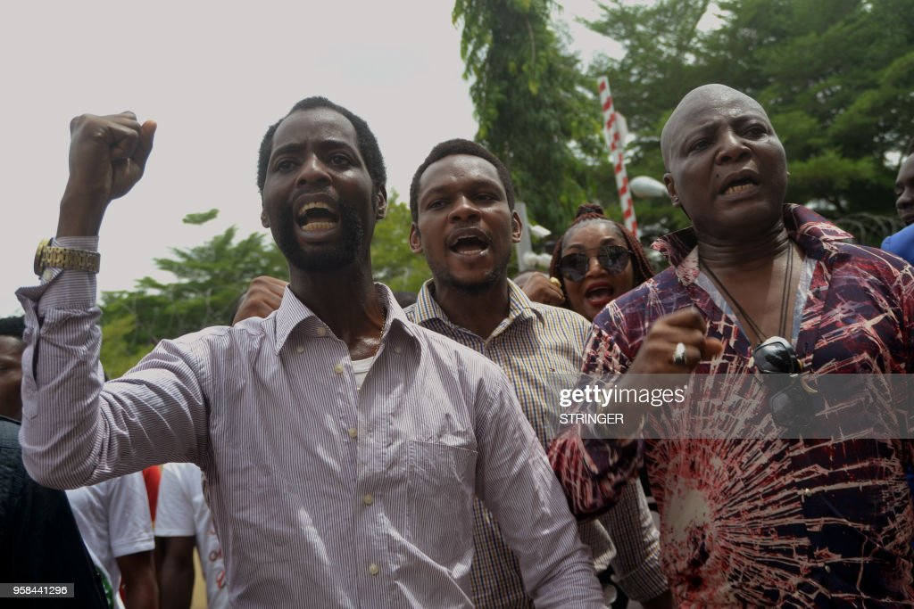 NIGERIA-UNREST-CRIME-FARM : News Photo