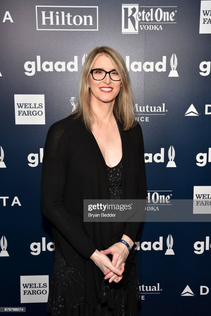 28th Annual GLAAD Media Awards - Red Carpet & Cocktails : News Photo
