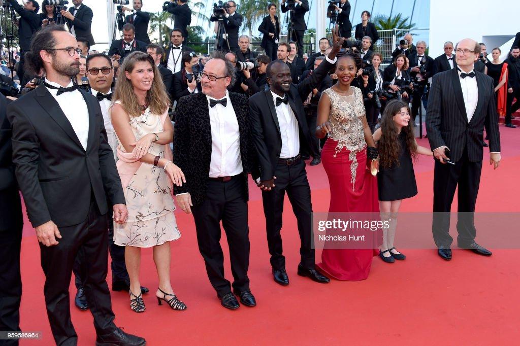 """Capharnaum"" Red Carpet Arrivals - The 71st Annual Cannes Film Festival"